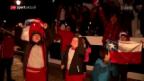 Video «Fussball: Chile freut sich auf den Confed-Cup-Final» abspielen