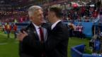 Video Live-Highlights Schweiz - Serbien abspielen.