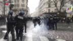 Video «Frankreichs Jugend in Aufruhr» abspielen