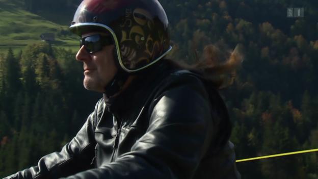 Video «Dietmar Bemberg: Leidenschaft statt Millionengewinne» abspielen