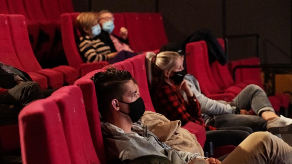 Kinobranche leidet auch nach dem Shutdown unter Besucherschwund