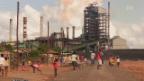 Video «Gericht in Sambia verurteilt Glencore-Kupferwerk» abspielen