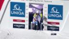 Video «Ski: Frauen-Slalom Flachau, 2. Lauf von Wendy Holdener» abspielen