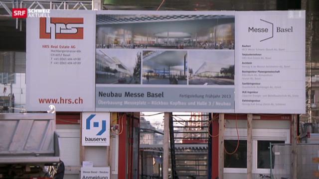 Messe Schweiz übernimmt Verantwortung für Lohndumping Fälle
