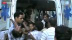 Video «25 Kinder in Indien an vergiftetem Mensa-Essen gestorben» abspielen