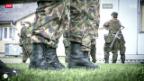 Video «Schussabgabe auf der Wache» abspielen