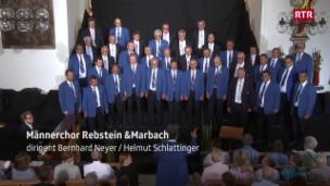 Laschar ir video «Männerchor Rebstein und Marbach»