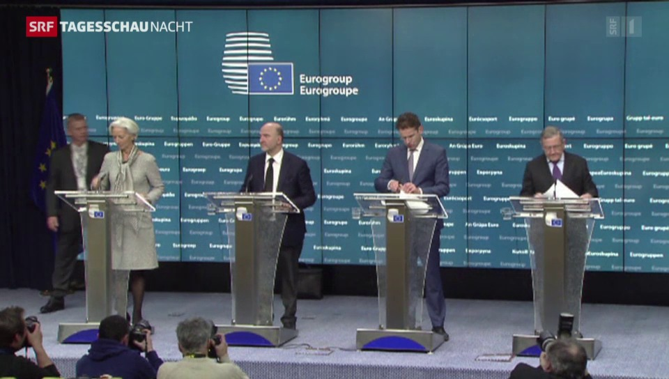 In letzter Minute: Eurogruppe und Athen einig