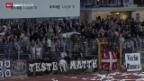 Video «Fussball: Lugano vor dem Aufstieg» abspielen