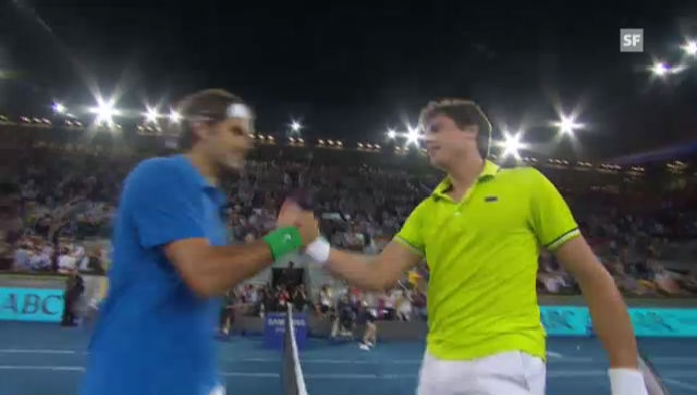 ATP-1000-Madrid: Highlights Federer - Raonic