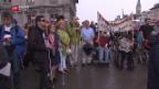 Video «Sparen beim Behinderten-Taxi» abspielen
