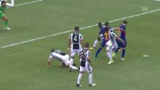 Link öffnet eine Lightbox. Video Traumtor: Neymar dribbelt sich durch die gesamte Juve-Abwehr abspielen