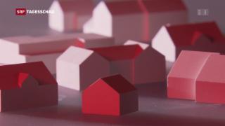 Video «Warnung vor Risiken im Immobilien-Boom» abspielen