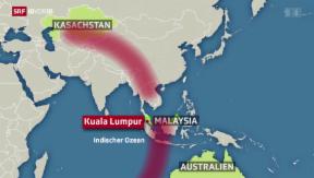 Video «Flugzeugunglück: Neue Spekulationen » abspielen