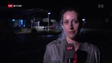 Video «Mirjam Spreiter zur Suche nach Pilot und Flugzeug» abspielen