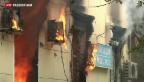 Video «Blutige Scharmützel in Mariupol» abspielen