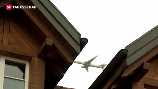 Video «Deutschland will Flugverkehrs-Abkommen nachverhandeln» abspielen