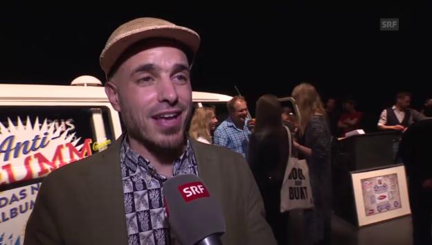 Video «Dodo über die «Hippie-Bus»-Versteigerung» abspielen
