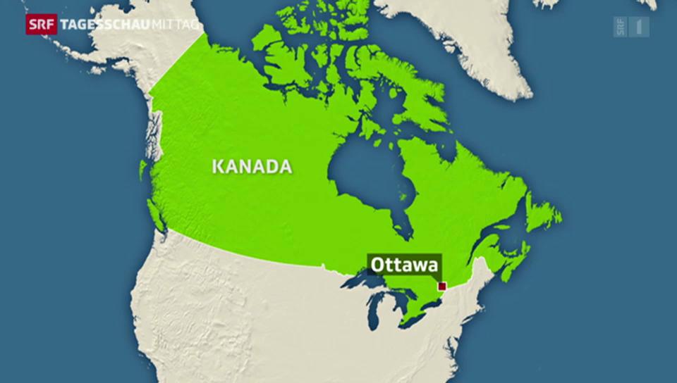 Aktuelle Lage in Ottawa