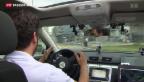 Video «Das Auto der Zukunft fährt selbstständig» abspielen