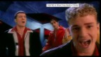 Video «Hollywood-Stern für «NSYNC»» abspielen