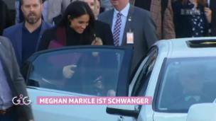Video «Meghan Markle ist schwanger, Regula Mühlemann wird ausgezeichnet, Ariana Grande ist wieder Single» abspielen