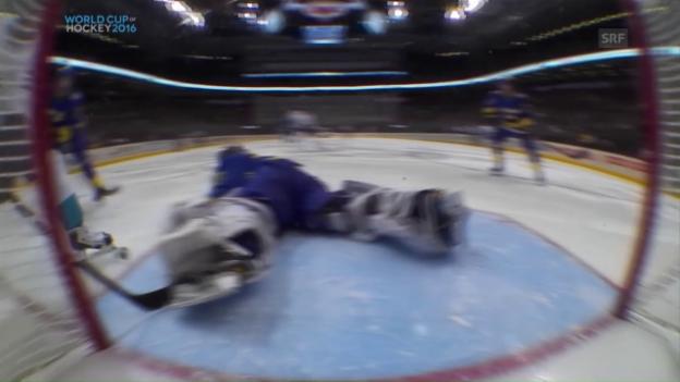 Video «Tatars umstrittener Overtime-Treffer» abspielen