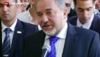Video «Ex-Minister Lieberman freigesprochen» abspielen