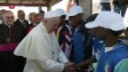 Video «FOKUS: Ein Papst ohne Berührungsängste» abspielen