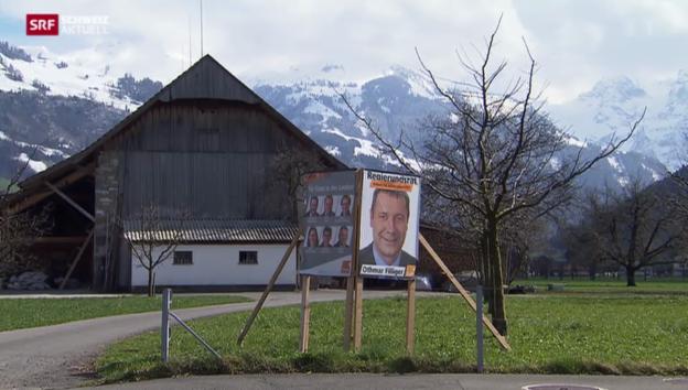 Video «Überraschung vor dem 2. Wahlgang im Kanton Nidwalden» abspielen