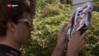 Video «Fabian Cancellara vor der Tour de Suisse («sportaktuell»)» abspielen