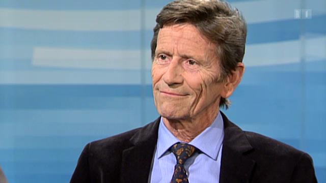 Stuhl: Peter Suter