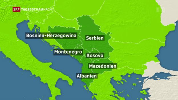 Video «Westbalkan fit machen für die EU» abspielen