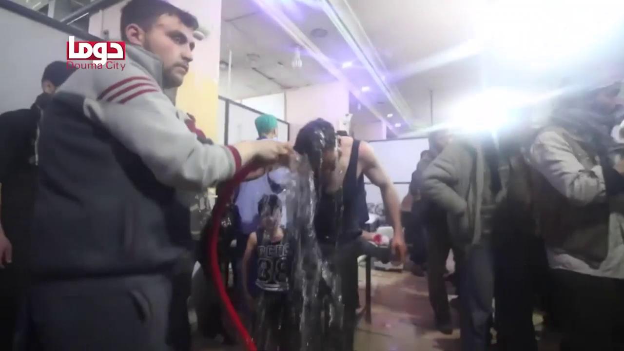 Giftgas in Syrien: Wer sind die Verantwortlichen?