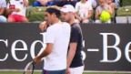 Video «Federer-Hype in Stuttgart» abspielen
