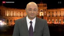 Video «SRF-Korrespondent Pascal Kraus analysiert die österreichischen Wahlen» abspielen