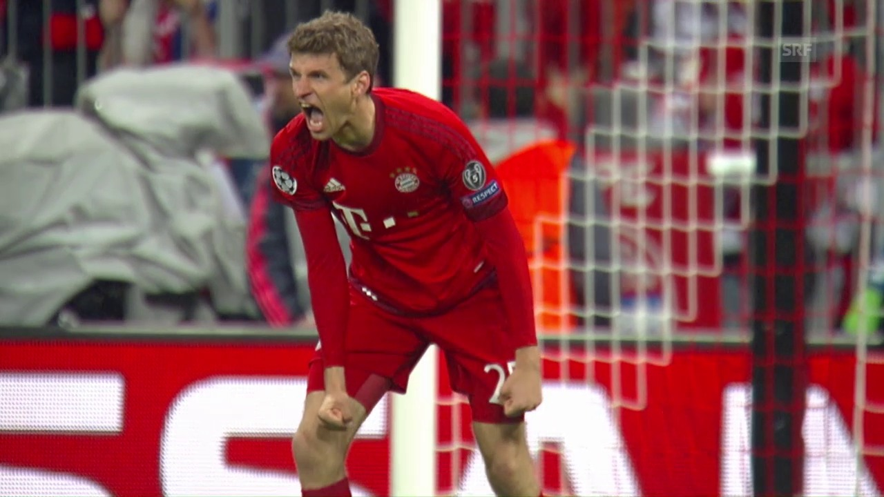 Müller und der eine Fehlschuss