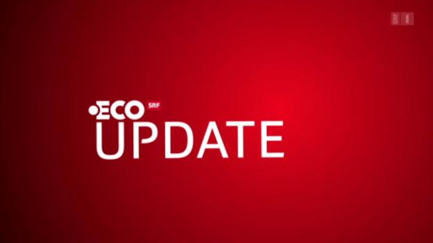 Video «ECO Update: Michael Buscher verlässt OC Oerlikon» abspielen