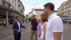 Video ««Die goldene Helvetia» mit der CVP gegen die FDP in Zürich» abspielen