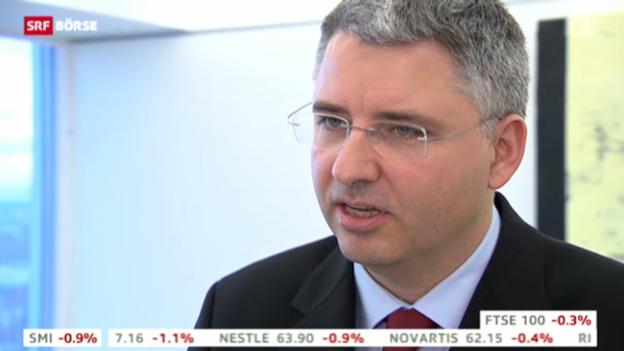 Video «SRF Börse vom 30.01.2013» abspielen