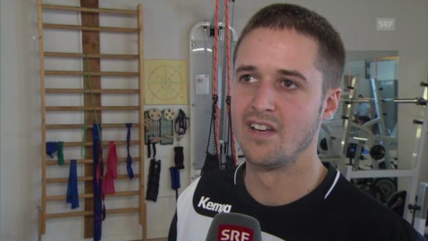 Video «Motorrad: Interview mit Tom Lüthi» abspielen