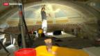 Video «Die Wandelhalle bekommt eine Erneuerungs-Kur» abspielen