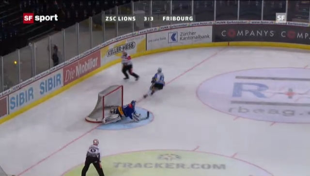 NLA: ZSC - Fribourg