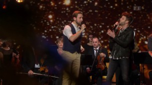 Video ««Last Christmas» mit KUNZ, Pegasus und Manu Burkart» abspielen