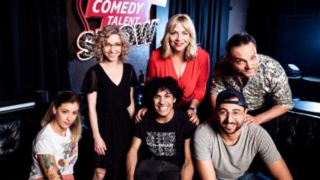 Video «Comedy Talent Show - Folge 1» abspielen
