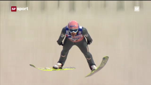 Skispringen: Weltcup in Sotschi («sportpanorama»)