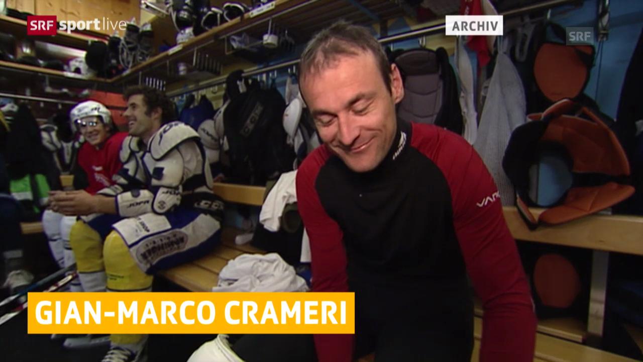 Eishockey: Gian-Marco Crameri neuer Trainer der Frauen-Hockeynati