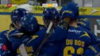 Video «Der HC Davos gewinnt gegen die SCL Tigers» abspielen