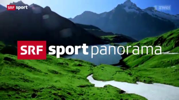 Video «sportpanorama vom 20.01.2013» abspielen