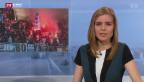 Video «Chaoten wüten in Pratteln» abspielen